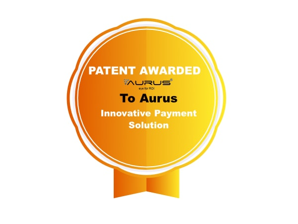 Aurus patented payment solution